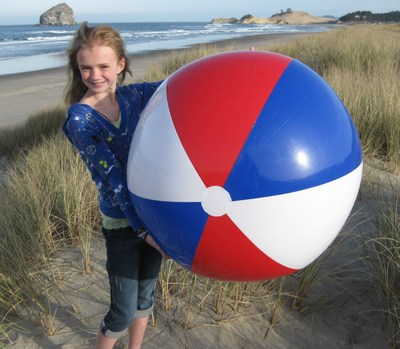 Memorial Day Beachball